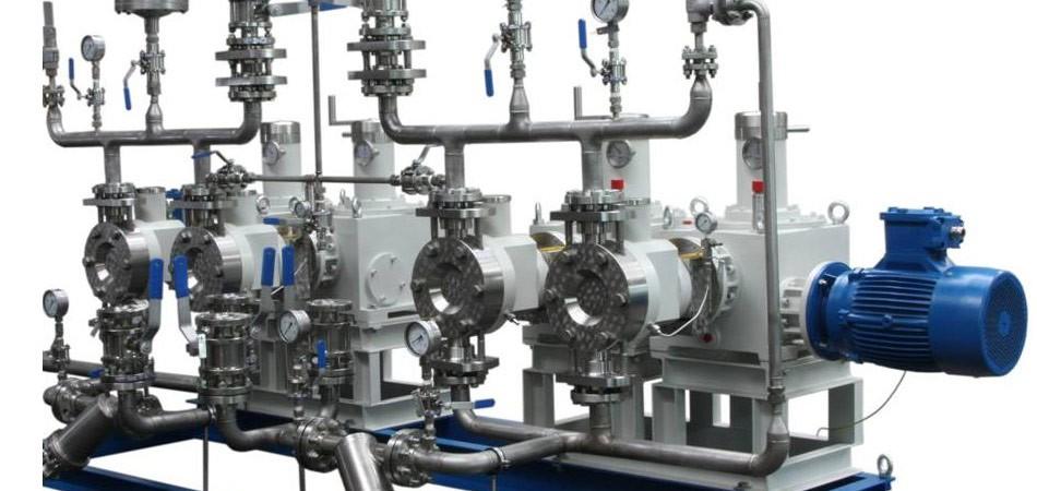 ПРОЕКТИРУЕМ, ПРОИЗВОДИМ И ПОСТАВЛЯЕМ:Агрегаты электронасосные дозировочные плунжерные типов НД, ГНД равным образом многоплунжерные получи и распишись их базе.
