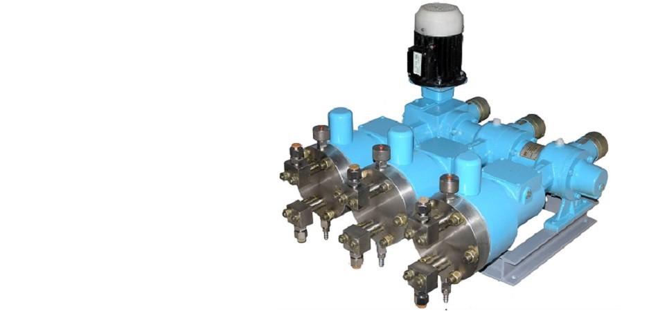 ПРОЕКТИРУЕМ, ПРОИЗВОДИМ И ПОСТАВЛЯЕМ:Агрегаты электронасосные дозировочные плунжерные типов НД, ГНД да многоплунжерные для их базе.