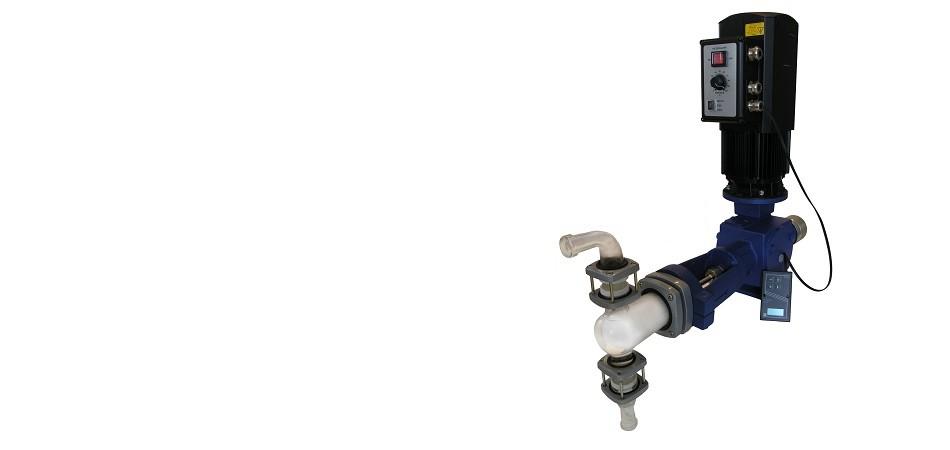 ПРОЕКТИРУЕМ, ПРОИЗВОДИМ И ПОСТАВЛЯЕМ:Агрегаты электронасосные дозировочные плунжерные типов НД, со стеклянным цилиндром равно приводом «Varicon».